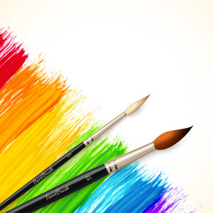Color-Paint-Brush-Vector